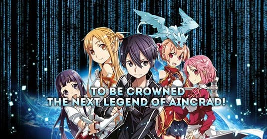 Sword Art Online Legend