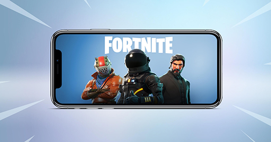 Fortnite [iOS]