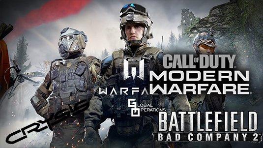 Похожие игры на Warface