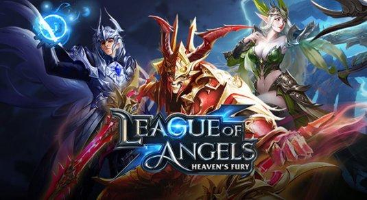 Лига Ангелов: Ярость Небес
