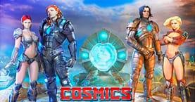 Cosmics: Галактические Войны
