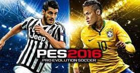 Скриншоты Pro Evolution Soccer 2016 (PES 2016)