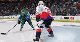 Как играть по сети в NHL 09