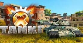 Tanki X