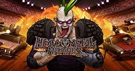 Картинки Heavy Metal Machines