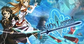 Скриншоты Sword Art Online Legend