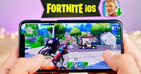 Видео Fortnite [iOS]