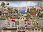 Сбор игроков на центральной площади