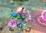 Массовые сражения на площади