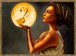 Чем поможет эта богиня можно узнать в игре