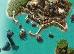 Пристанище одного из островов