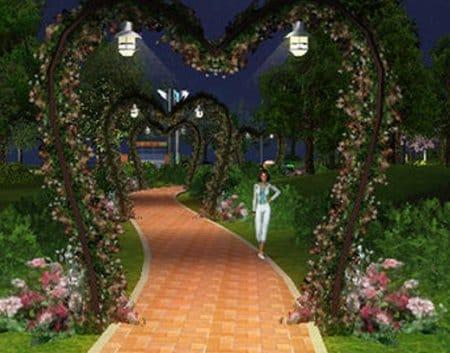 Игра порадует не только дискотеками, но и роскошными виллами с замечательными садами