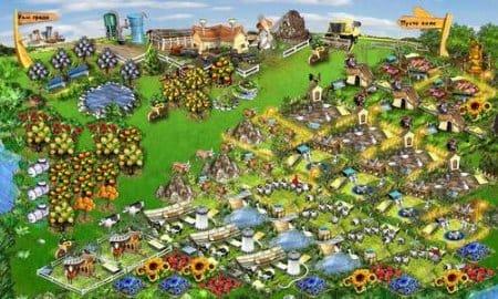 У кого будет лучший огород?