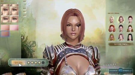 Создание персонажа в ArcheAge online