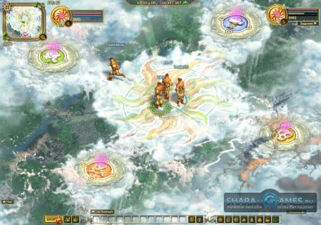 Зима и в онлайн-игре Фрагория — зима