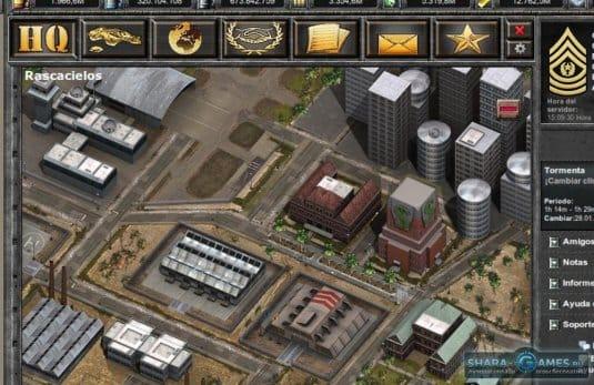 Городские трущобы