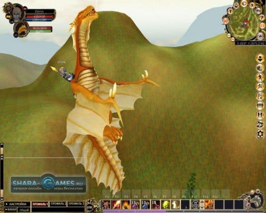 Вот такие эти ящеры в игре Повелители Драконов