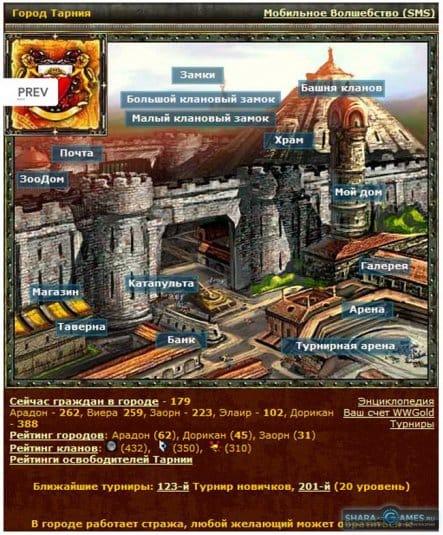 Замковые сооружения