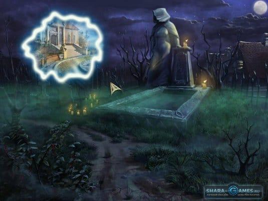 Помогите призраку