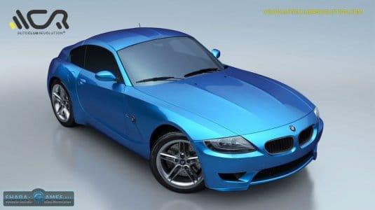 BMW M3 Coupé в игре Auto club revolution