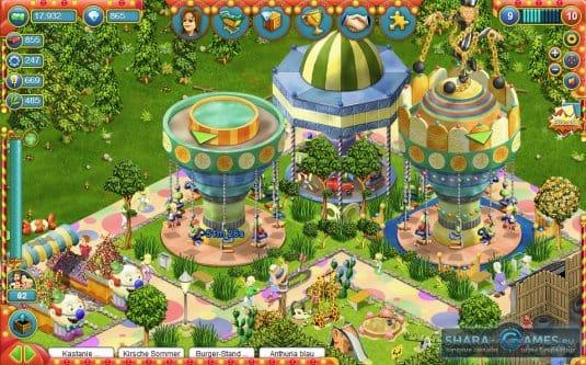 Расширяйте свое влияние в My Fantastic Park