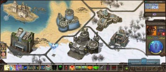 Город Китеж в игре TimeZero