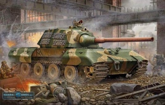 World of Tanks E100