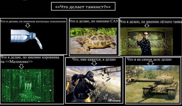 Что делает танкист