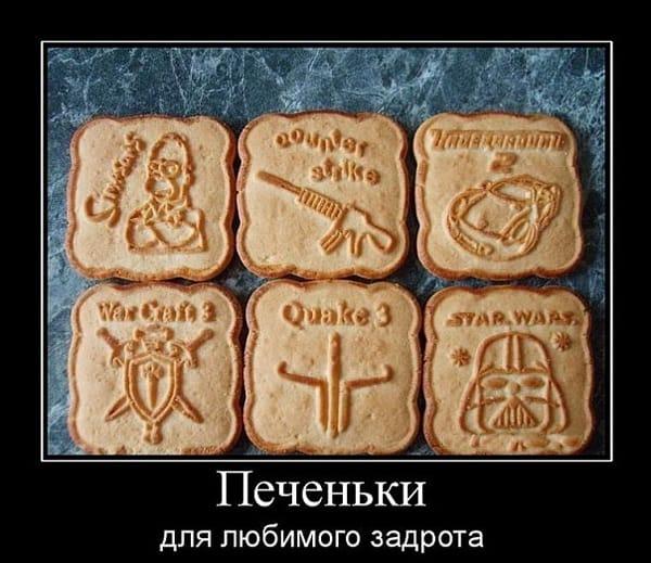 Печеньки для задрота