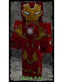 «Железный человек» HD 64x32