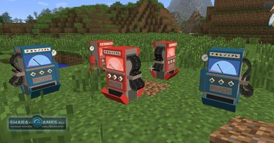 Клиент Minecraft с 50 модами