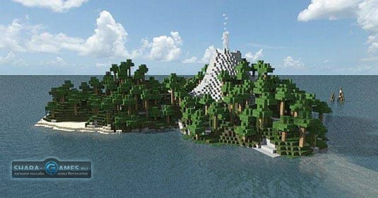 Летняя версия Minecraft 1.5.2