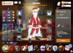 Hero Zero Дед Мороз
