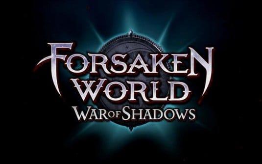 Forsaken World War of Shadows