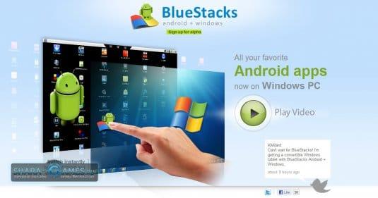 BlueStacks App Player — очень удобная программа для игры в Android игры на компьютере