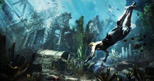 Assassin's Creed IV откроет для исследований даже морское дно