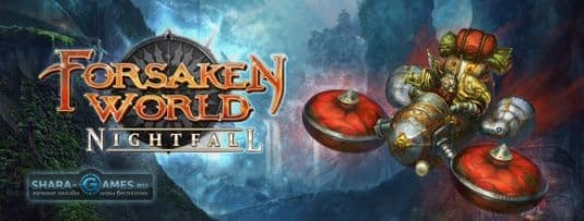 Forsaken World обновление Nightfall