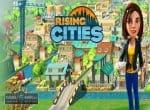 Логотип игры Rising Cities