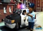 Обои Rising Cities: полиция