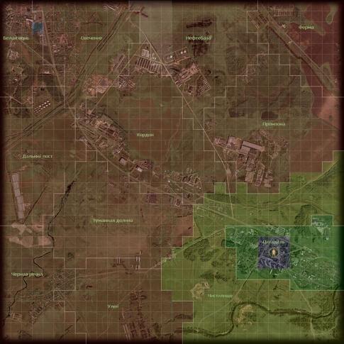 Большая общая карта и карта локаций позволяют игрокам варьировать тактическими маневрами