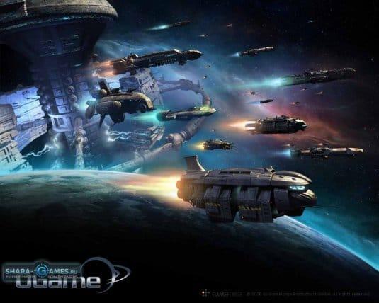 Флот готов к началу завоеваний