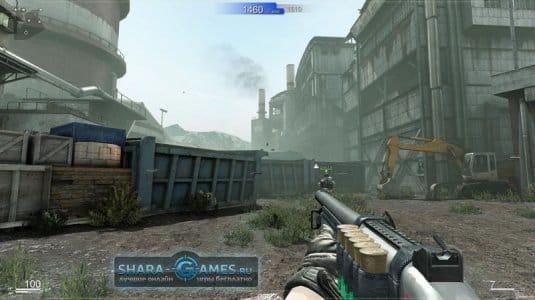 Вид от первого лица в игре S.K.I.L.L. 2