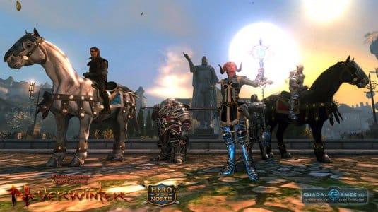 Обзор классов в игре Neverwinter Online
