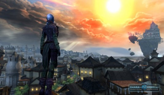 Графика в игре Neverwinter Online