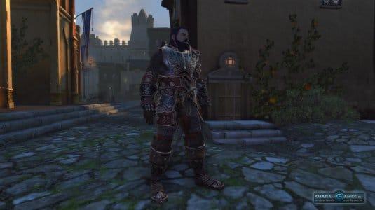 Воин-страж Neverwinter Online