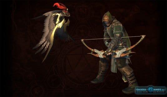 Охотник Neverwinter Online