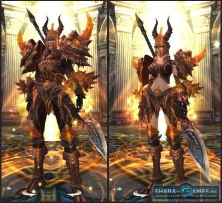 Воин Reborn Online