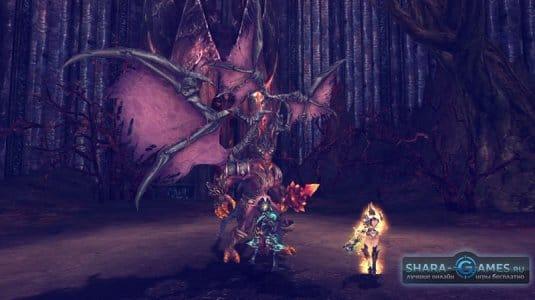 Элитные монстры в игре Reborn Online