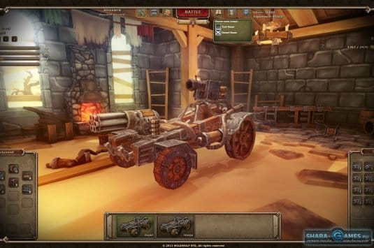 Аспид Steam Battle