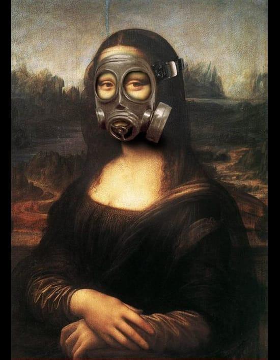 Мона Лиза для Сталкера